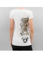 Babystaff t-shirt Daxima wit