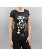 Babystaff t-shirt Manita zwart