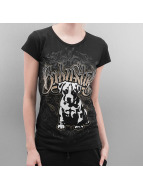 Babystaff t-shirt Daxima zwart