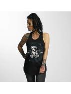 Babystaff Tank Tops Trea negro