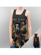 Babystaff Tank Tops Sula schwarz