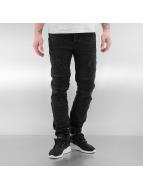 Bangastic Облегающие джинсы Quilted III черный