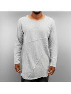 Bangastic Пуловер Folkert серый