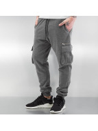 Bangastic Спортивные брюки Denton серый