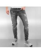 Bangastic Antifit jeans Burundi grå