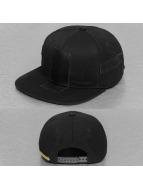 Base Snapback Cap Black...
