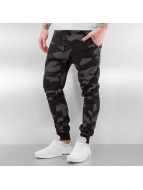 Brock Sweatpants Black/G...