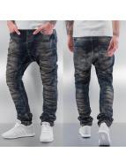 Dirty Antifit Jeans Blue...