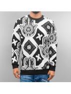 Ethno Sweatshirt Black...