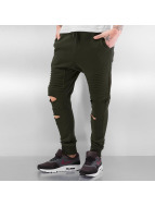 Fletcher Sweatpants Oliv...