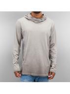 Hooded Hoody Grey...