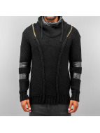 Bangastic Hoody Knitted Force zwart