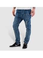 Bangastic Jeans slim fit Mamoru blu