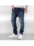 Bangastic Jeans Straight Fit Trop bleu