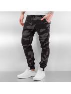 Bangastic Jogging kalhoty Brock čern