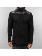 Knitted Sweater Black...