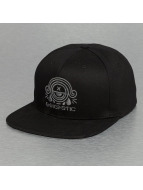 Logo Snapback Cap Black/...