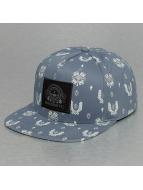 Logo Snapback Cap Blue...