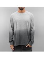 Bangastic Longsleeve AE189 Oversize gray