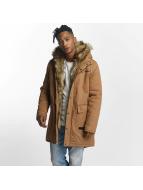 Bangastic Manteau hiver Best Off brun