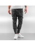 Bangastic Pantalón deportivo Bird gris