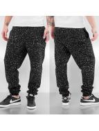 Bangastic Pantalón deportivo Speckle negro