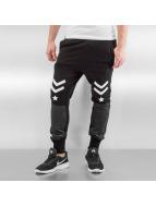 Bangastic Pantalón deportivo Stars negro