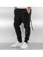 Bangastic Pantalone ginnico London nero
