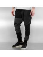 Bangastic Pantalone ginnico Rowdy nero