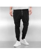 Bangastic Pantalone ginnico Dudley nero