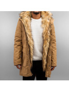 Bangastic Parka Fake Fur bruin