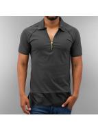 Bangastic Poloshirt PU grau