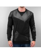 PU Sweatshirt Black...