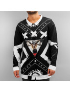 Bangastic Pullover Wolf black