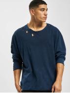 Bangastic Pullover Simpitian Oversize bleu