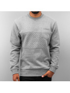 Bangastic Pullover Stepp grau