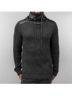 Bangastic Pullover Knitted grau