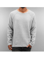 Bangastic Pullover Unfinished Hems gray
