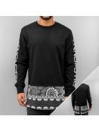 Bangastic Pullover Zip noir