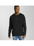 Bangastic Pullover Crinkle noir