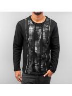 Bangastic Pullover Element schwarz