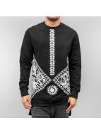 Bangastic Pullover Koi Carp schwarz
