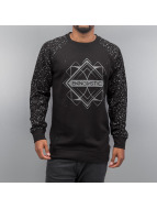 Quadrat Sweatshirt Black...