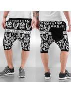 Bangastic Shorts Aztecs schwarz