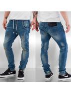 Bangastic Skinny Jeans Mamoru II blau