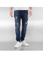 Bangastic Skinny jeans Lumo blauw