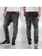 Bangastic Skinny Jeans Cleam schwarz