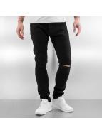 Bangastic Skinny Jeans Nakoa schwarz
