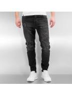 Bangastic Skinny Jeans K125 schwarz