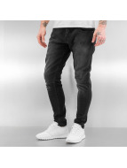 Bangastic Skinny jeans A75 zwart